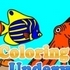 Coloring Underwater World